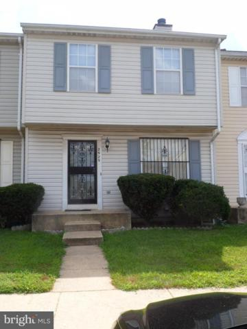 2929 Charredwood Drive, DISTRICT HEIGHTS, MD 20747 (#1009308644) :: Great Falls Great Homes