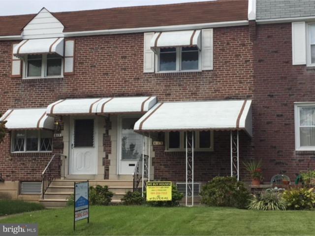 611 Rively Avenue, GLENOLDEN, PA 19036 (#1009316854) :: The John Collins Team