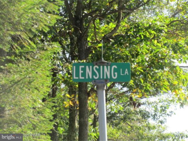 0 Lensing Lane, ALBRIGHTSVILLE, PA 18210 (#1009573106) :: ExecuHome Realty