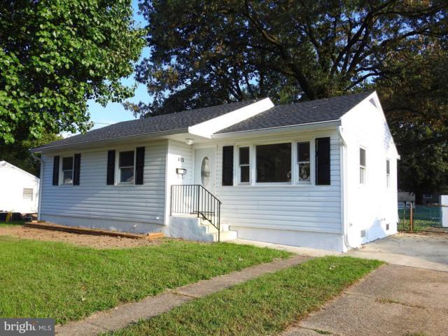 413 Burwood Avenue, GLEN BURNIE, MD 21061 (#1009621392) :: Colgan Real Estate