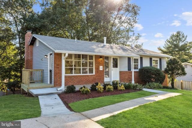 4708 Lance Court, ROCKVILLE, MD 20853 (#1009636112) :: Remax Preferred | Scott Kompa Group