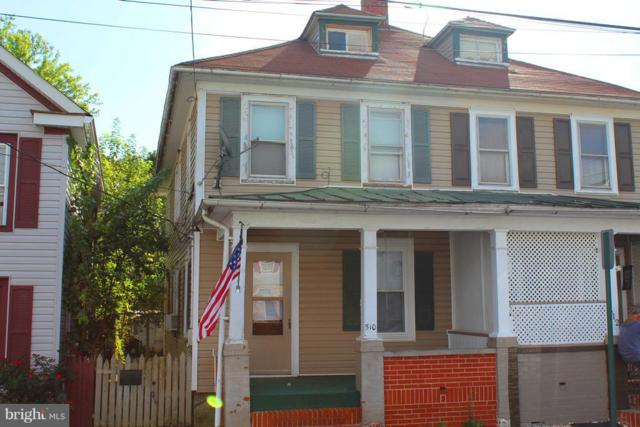 510 Virginia Avenue, MARTINSBURG, WV 25401 (#1009641298) :: Bob Lucido Team of Keller Williams Integrity