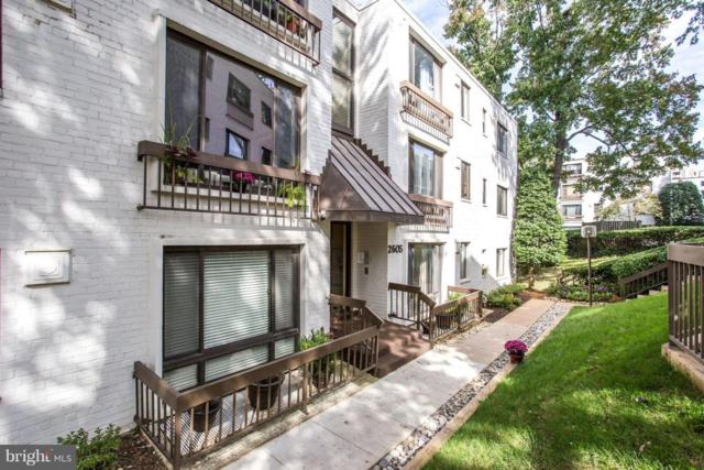 2605 39TH Street NW #101, WASHINGTON, DC 20007 (#1009668832) :: Keller Williams Pat Hiban Real Estate Group