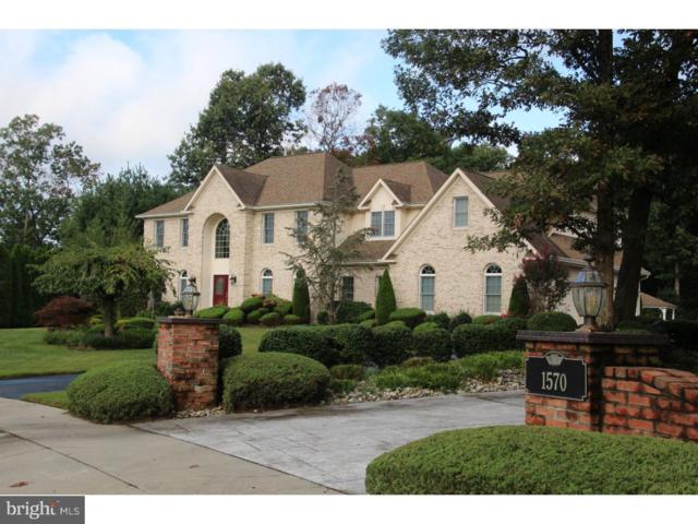 1590 Whispering Woods Way, VINELAND, NJ 08361 (#1009676714) :: Remax Preferred | Scott Kompa Group