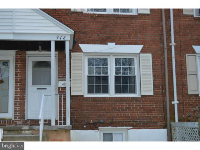 916 Dover Avenue, ELSMERE, DE 19805 (#1009681092) :: Brandon Brittingham's Team