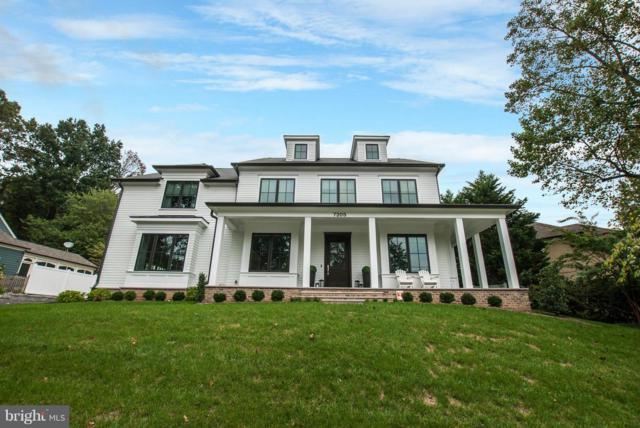 7205 Honeywell Lane, BETHESDA, MD 20814 (#1009681552) :: Colgan Real Estate