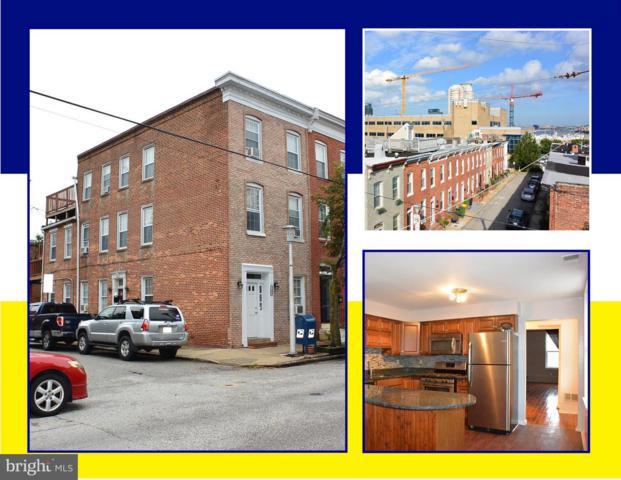 1203 Riverside Avenue, BALTIMORE, MD 21230 (#1009742912) :: Keller Williams Pat Hiban Real Estate Group