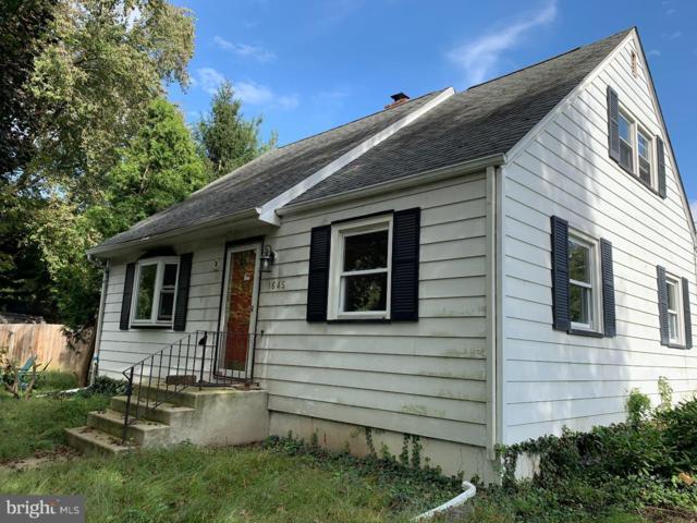 1645 Chestnut Avenue, HADDON HEIGHTS, NJ 08035 (#1009744258) :: The Keri Ricci Team at Keller Williams