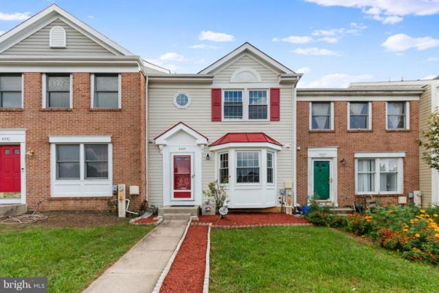 4335 Regalwood Terrace, BURTONSVILLE, MD 20866 (#1009812454) :: Remax Preferred | Scott Kompa Group
