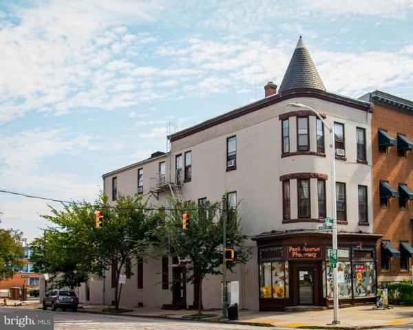 1535 Park Avenue, BALTIMORE, MD 21217 (#1009907074) :: ExecuHome Realty