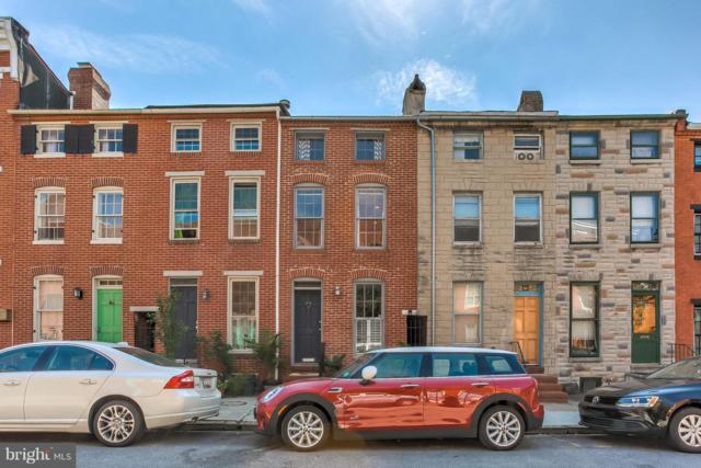35 E Henrietta Street, BALTIMORE, MD 21230 (#1009907518) :: SURE Sales Group