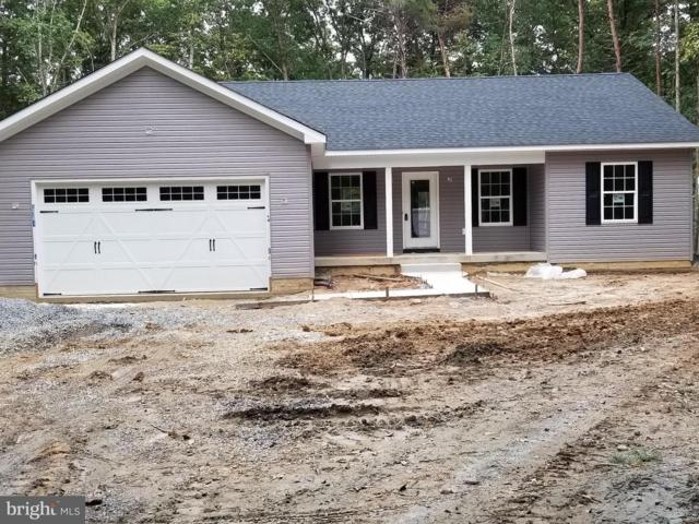 415 Pine Harbour Drive, MINERAL, VA 23117 (#1009907774) :: Green Tree Realty