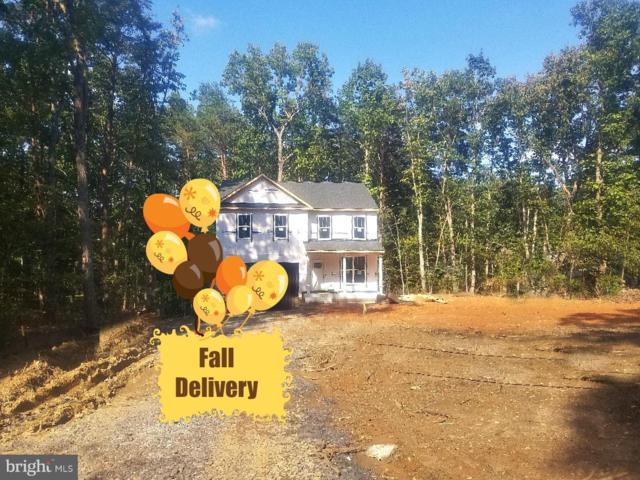 11003 Stockade Drive, SPOTSYLVANIA, VA 22551 (#1009907814) :: Colgan Real Estate