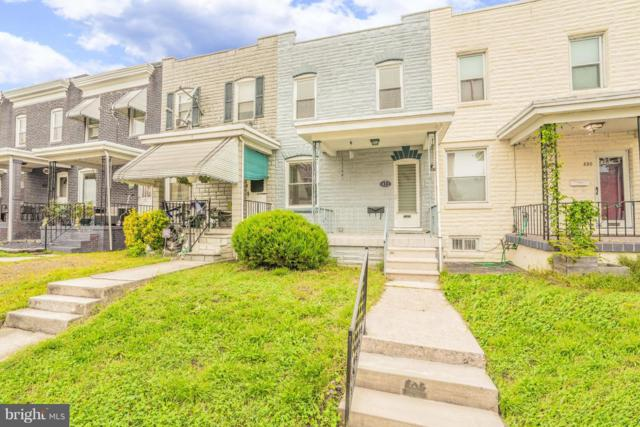 822 W 32ND Street, BALTIMORE, MD 21211 (#1009908164) :: The Putnam Group