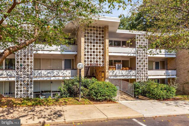 7561 Spring Lake Drive D-1, BETHESDA, MD 20817 (#1009908166) :: Colgan Real Estate