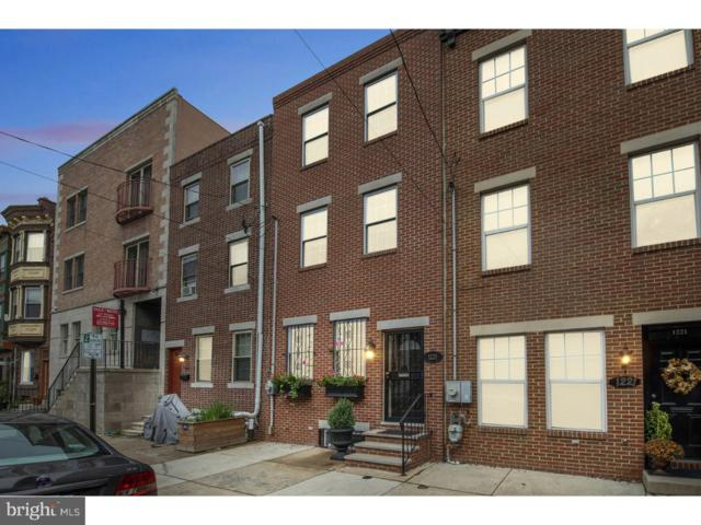 1223 Christian Street, PHILADELPHIA, PA 19147 (#1009908418) :: The John Wuertz Team