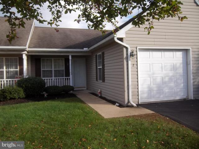 2 Hagarman Drive, YORK, PA 17408 (#1009908794) :: The Heather Neidlinger Team With Berkshire Hathaway HomeServices Homesale Realty