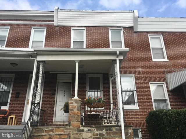 524 E 30TH Street, BALTIMORE, MD 21218 (#1009908840) :: Colgan Real Estate