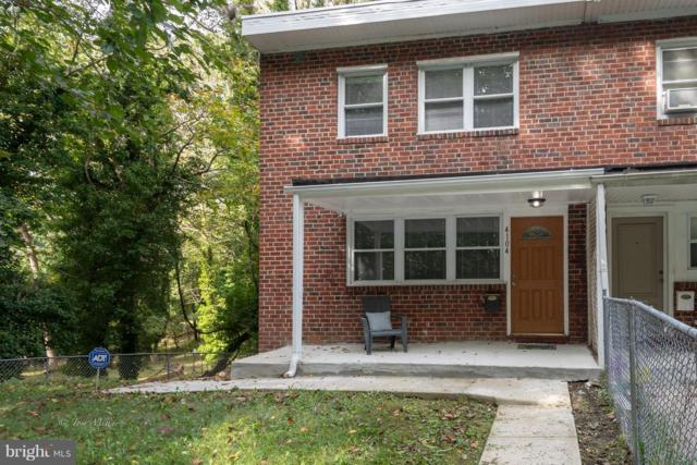 4104 Westchester Road, BALTIMORE, MD 21216 (#1009909582) :: The Kenita Tang Team