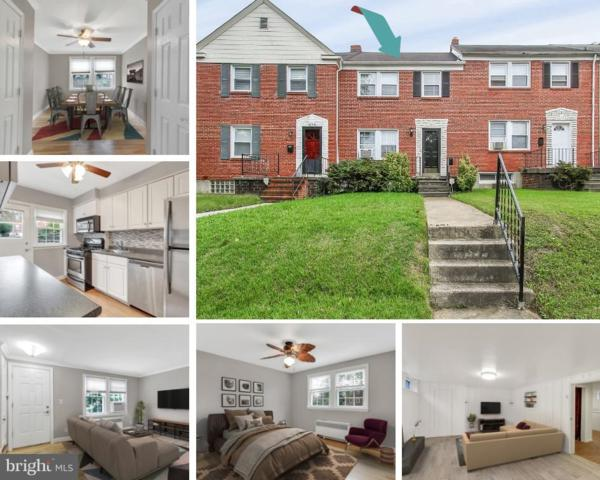 921 E Lake Avenue, BALTIMORE, MD 21212 (#1009909762) :: The Gus Anthony Team