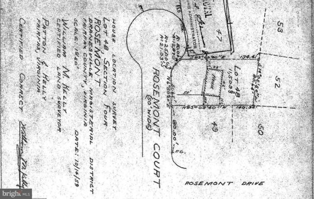 1615 Rosemont Court, MCLEAN, VA 22101 (#1009909998) :: The Putnam Group