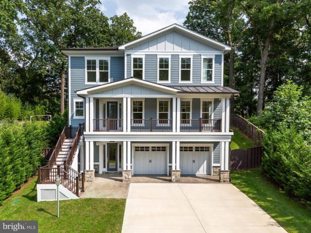 3103 Manor Road, FALLS CHURCH, VA 22042 (#1009910134) :: Colgan Real Estate