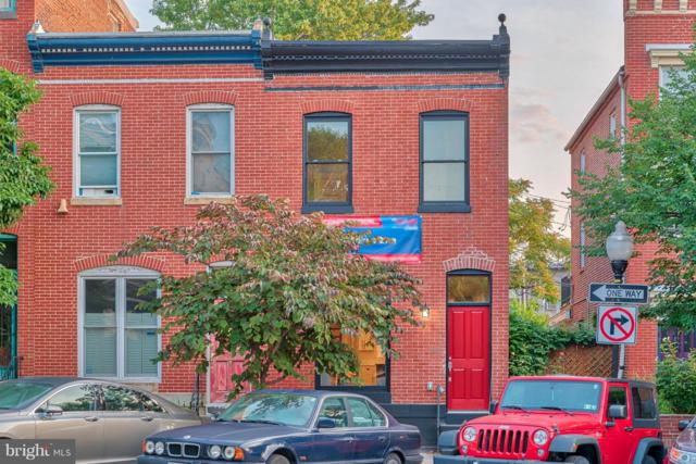 2208 E Fairmount Avenue, BALTIMORE, MD 21231 (#1009910270) :: The Putnam Group