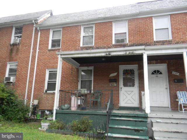 222 N Culver Street, BALTIMORE, MD 21229 (#1009910720) :: Great Falls Great Homes