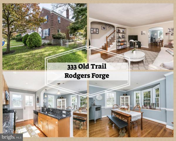 333 Old Trail Road, BALTIMORE, MD 21212 (#1009911850) :: Great Falls Great Homes
