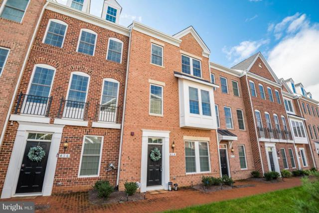 414 Haupt Square SE, LEESBURG, VA 20175 (#1009912314) :: The Piano Home Group