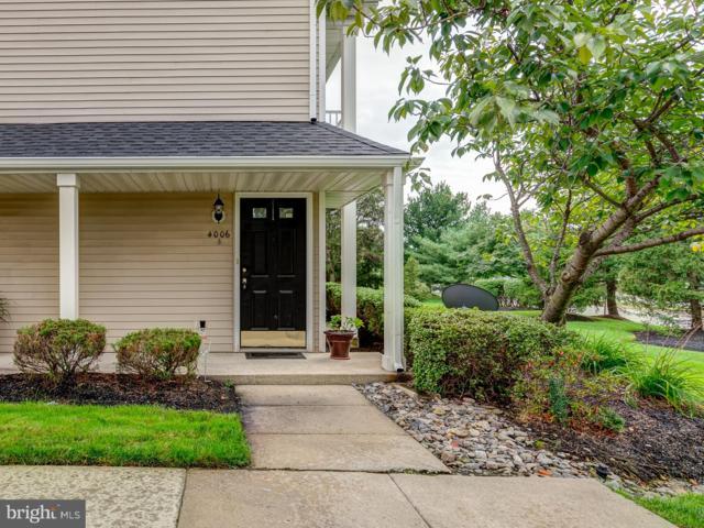 4006B Saxony Drive, MOUNT LAUREL, NJ 08054 (MLS #1009912534) :: The Dekanski Home Selling Team