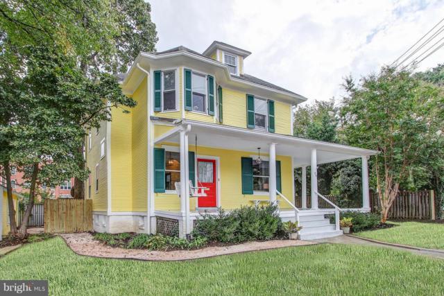 7101 Chestnut Street NW, WASHINGTON, DC 20012 (#1009912896) :: Dart Homes