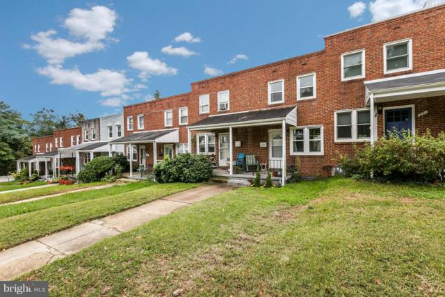 619 W 36TH Street, BALTIMORE, MD 21211 (#1009913196) :: The Putnam Group