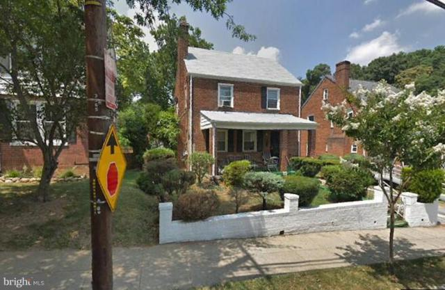 3610 14TH Street NE, WASHINGTON, DC 20017 (#1009917690) :: Circadian Realty Group