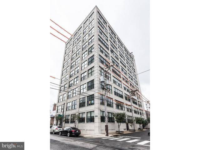314 N 12TH Street #1004, PHILADELPHIA, PA 19107 (#1009917928) :: McKee Kubasko Group
