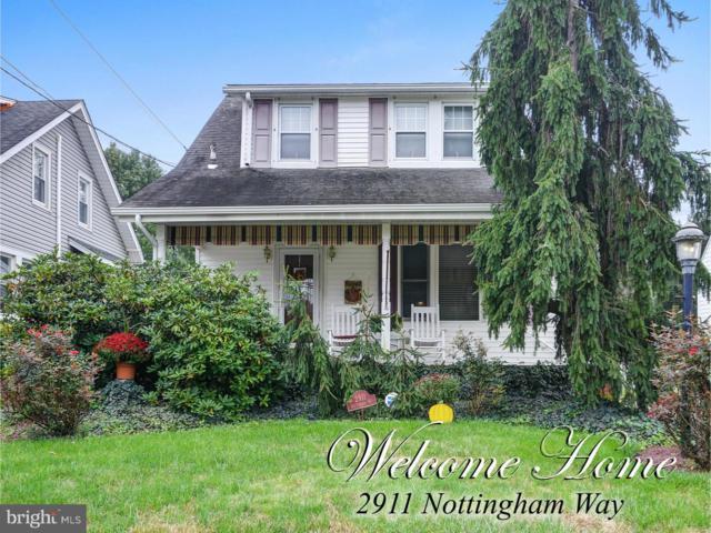 2911 Nottingham Way, HAMILTON, NJ 08619 (#1009918602) :: Colgan Real Estate