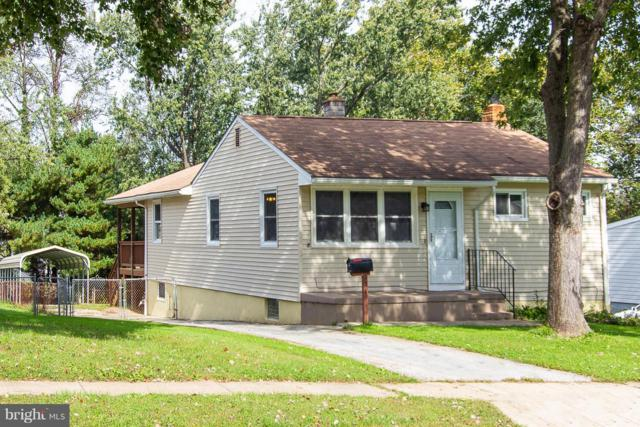 124 S Ritters Lane, OWINGS MILLS, MD 21117 (#1009919756) :: Colgan Real Estate