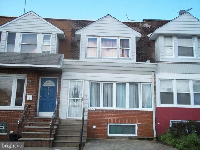2742 S Holbrook Street, PHILADELPHIA, PA 19153 (#1009920126) :: RE/MAX Main Line