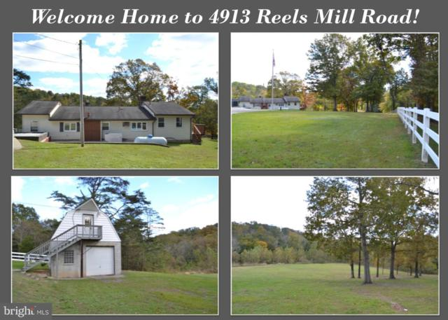 4913 Reels Mill Road, FREDERICK, MD 21704 (#1009920132) :: Jim Bass Group of Real Estate Teams, LLC