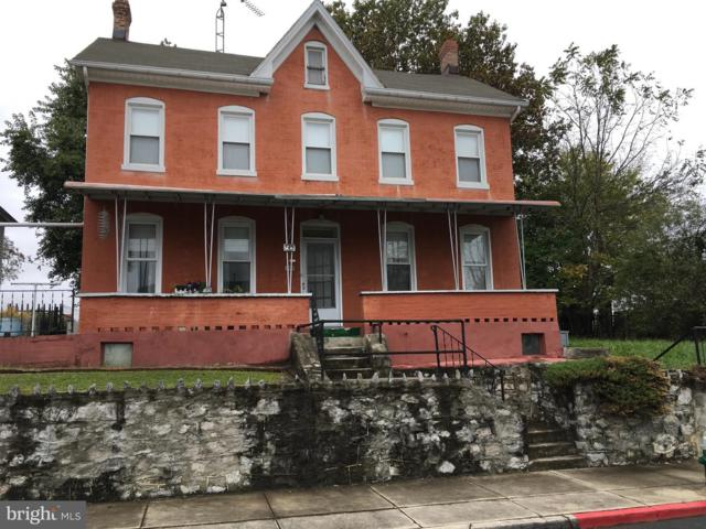 749 Spruce Street, HAGERSTOWN, MD 21740 (#1009920416) :: The Maryland Group of Long & Foster