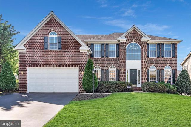 3903 Sweet Briar Lane, FREDERICK, MD 21704 (#1009920460) :: The Withrow Group at Long & Foster