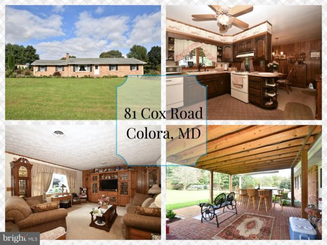 81 Cox Road, COLORA, MD 21917 (#1009920680) :: Maryland Residential Team