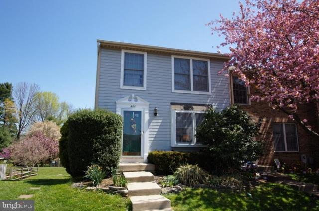 823 Comer Square, BEL AIR, MD 21014 (#1009920950) :: The Dailey Group