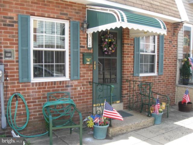 314 Jackson Street, PHILADELPHIA, PA 19148 (#1009920988) :: Remax Preferred | Scott Kompa Group