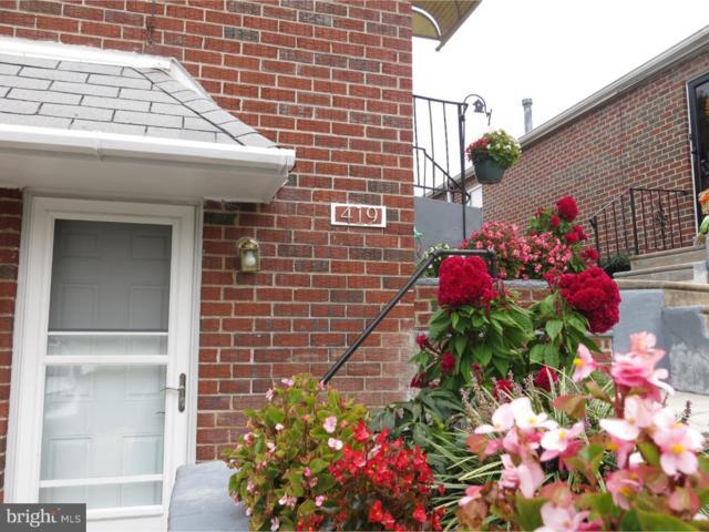419 Strahle Street, PHILADELPHIA, PA 19111 (#1009921386) :: Colgan Real Estate