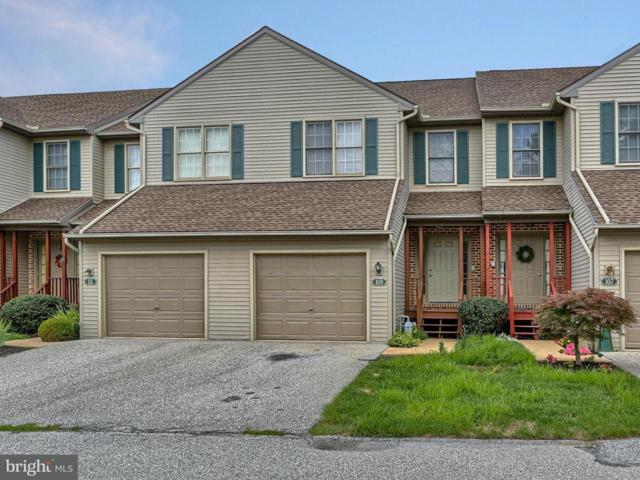 109 Oak Ridge Lane, DALLASTOWN, PA 17313 (#1009921748) :: Benchmark Real Estate Team of KW Keystone Realty
