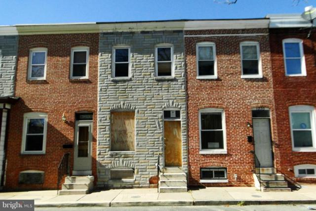 1272 Glyndon Avenue, BALTIMORE, MD 21223 (#1009921802) :: AJ Team Realty