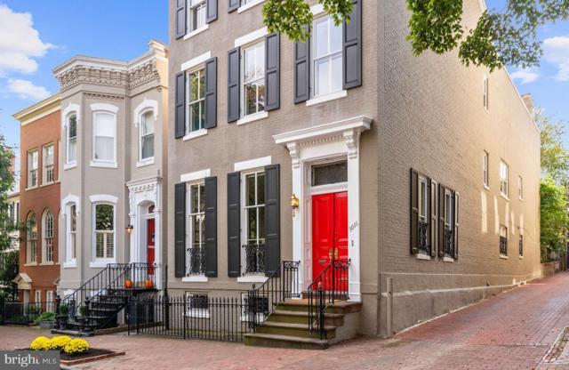 3016 O Street NW, WASHINGTON, DC 20007 (#1009921856) :: Colgan Real Estate