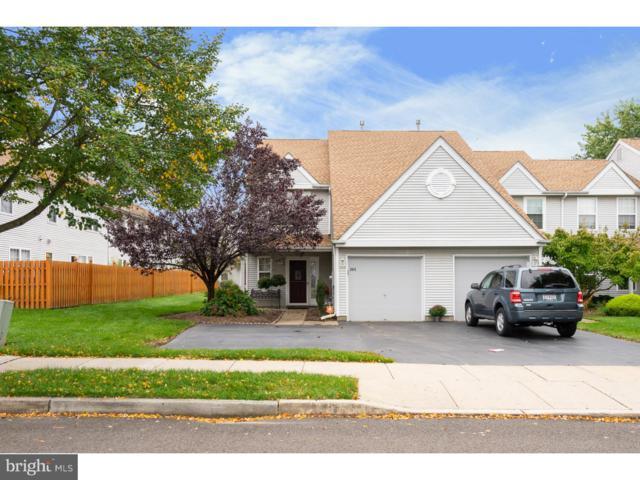 265 Birch Hollow Drive, BORDENTOWN, NJ 08505 (MLS #1009925438) :: The Dekanski Home Selling Team