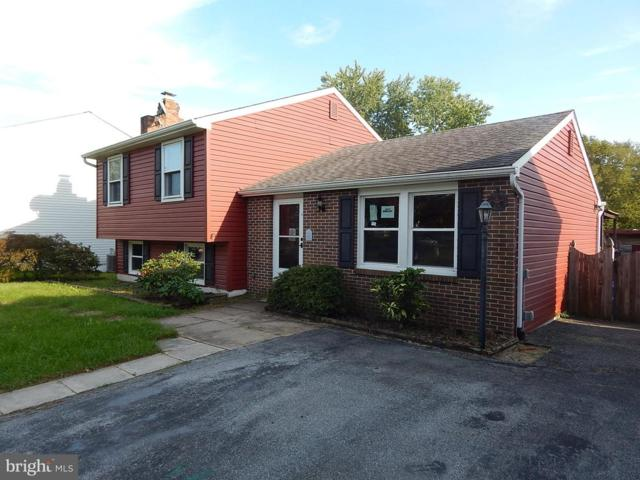 1475 Eden Drive, FREDERICK, MD 21701 (#1009925610) :: The Maryland Group of Long & Foster